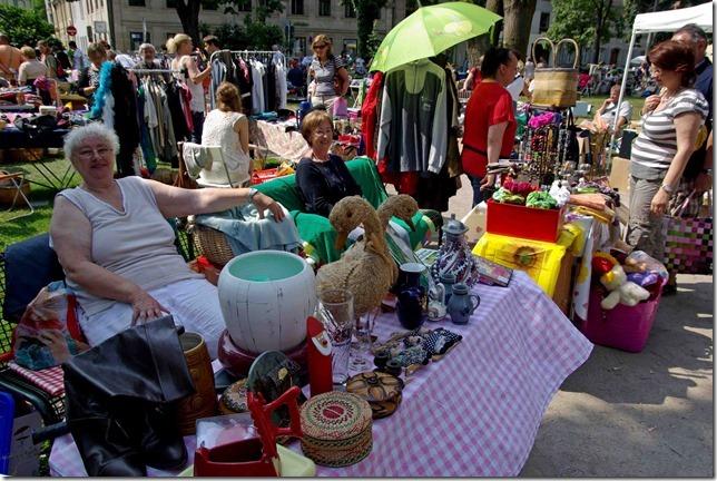 Veranstaltung Frankens ältester Antik- Und Flohmarkt