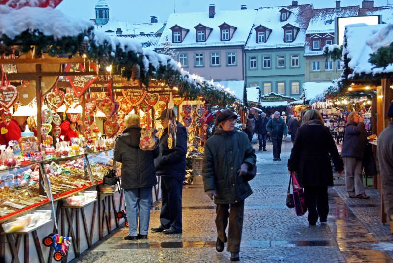 Bamberg Weihnachtsmarkt.Veranstaltung Bamberger Weihnachtsmarkt Bamberg 22 11 2018 Bis
