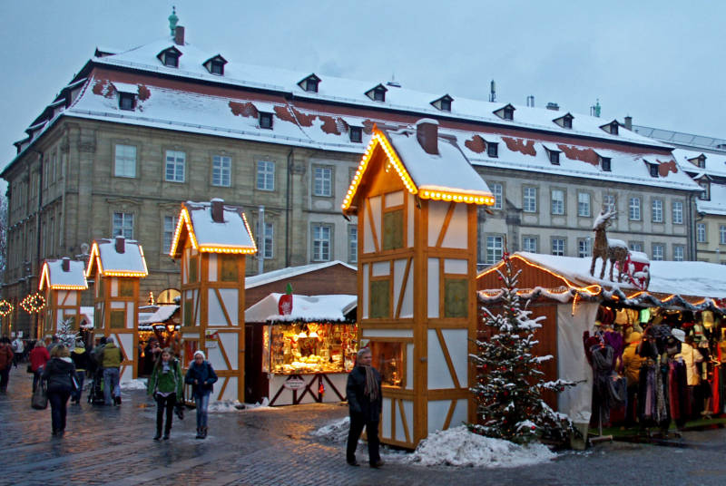 veranstaltung bamberger weihnachtsmarkt bamberg bis frankenradar. Black Bedroom Furniture Sets. Home Design Ideas
