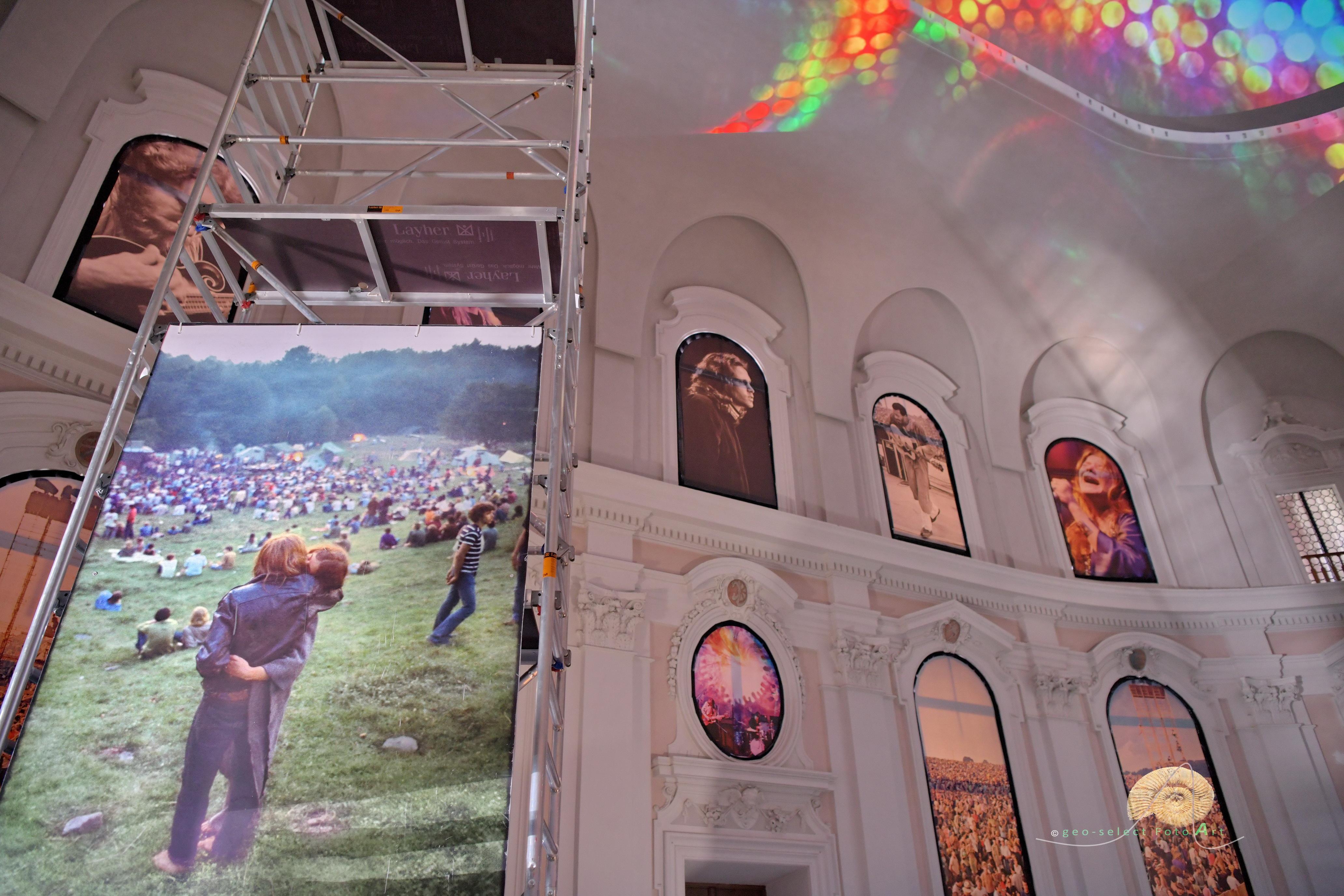 Woodstock Ausstellung Nürnberg