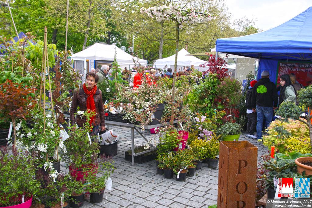 Veranstaltung Gartenmarkt Fürth 03052019 Bis 05052019