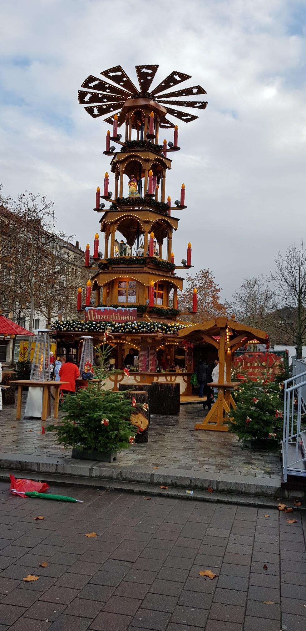 Weihnachtsmarkt Fürth.Veranstaltung Weihnachtsmarkt Fürth 29 11 2018 Bis 23 12 2018