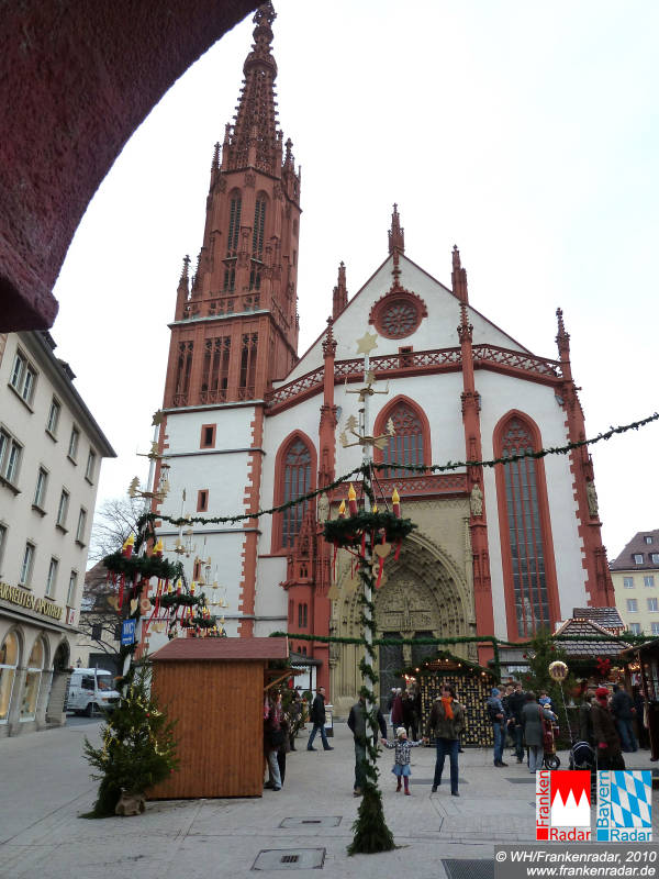 Weihnachtsmarkt Würzburg.Veranstaltung Würzburger Weihnachtsmarkt Würzburg 30 11 2018 Bis