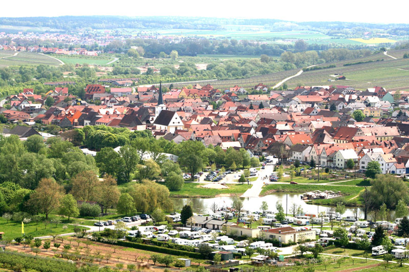 Hotels In Nordheim Am Main Deutschland