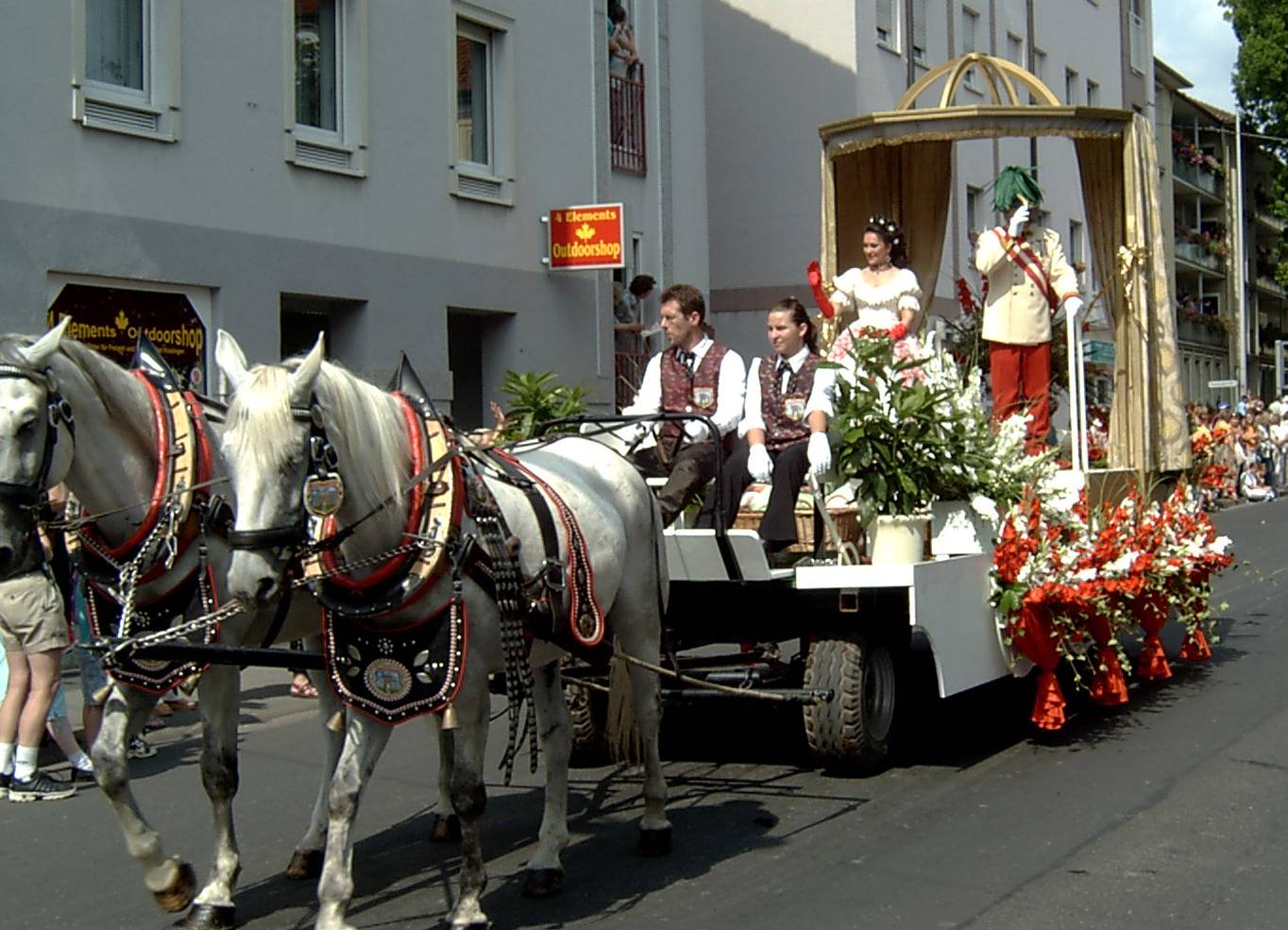 Rakoczyfest Bad KiГџingen