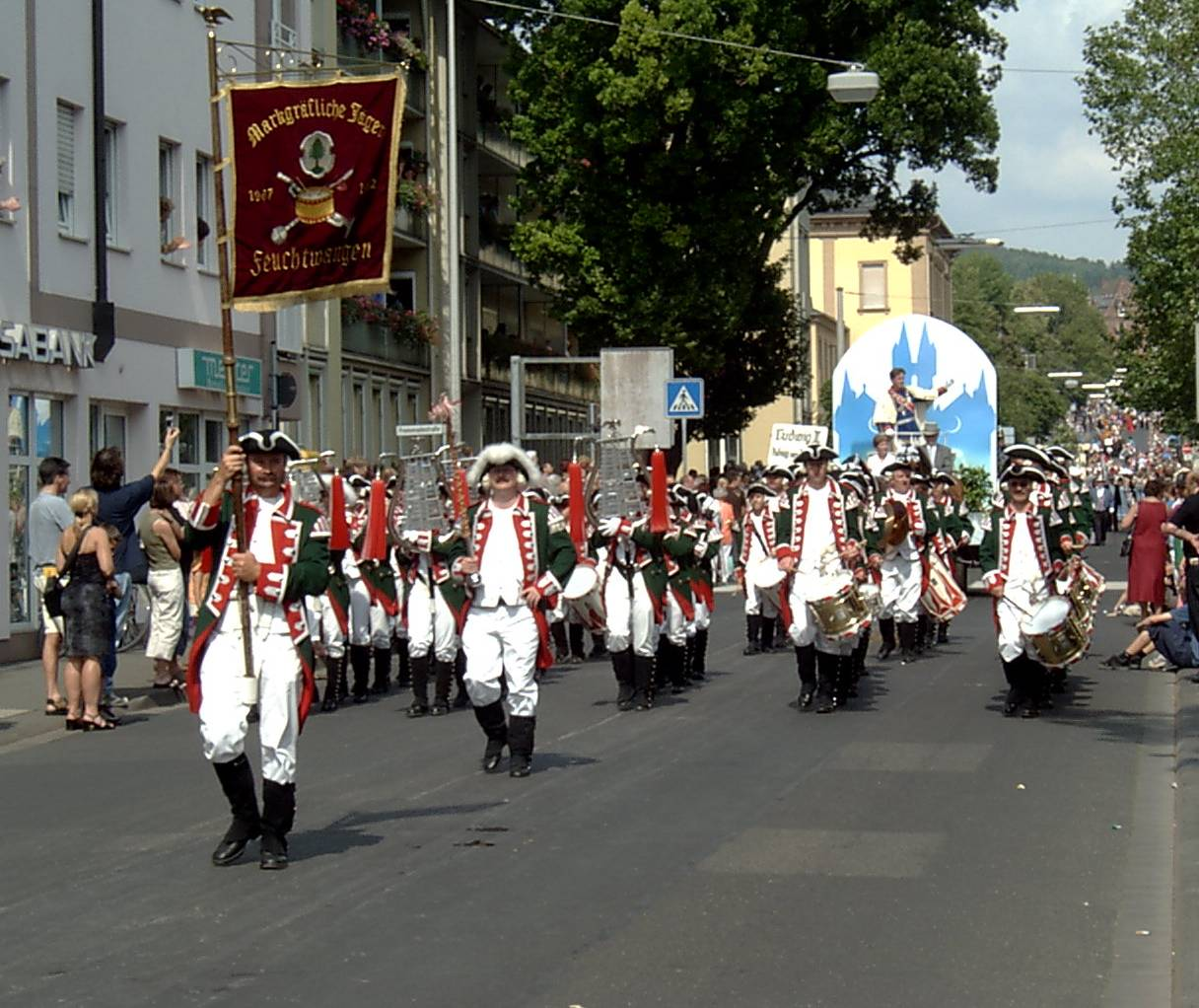 Rakoczy Fest Bad KiГџingen