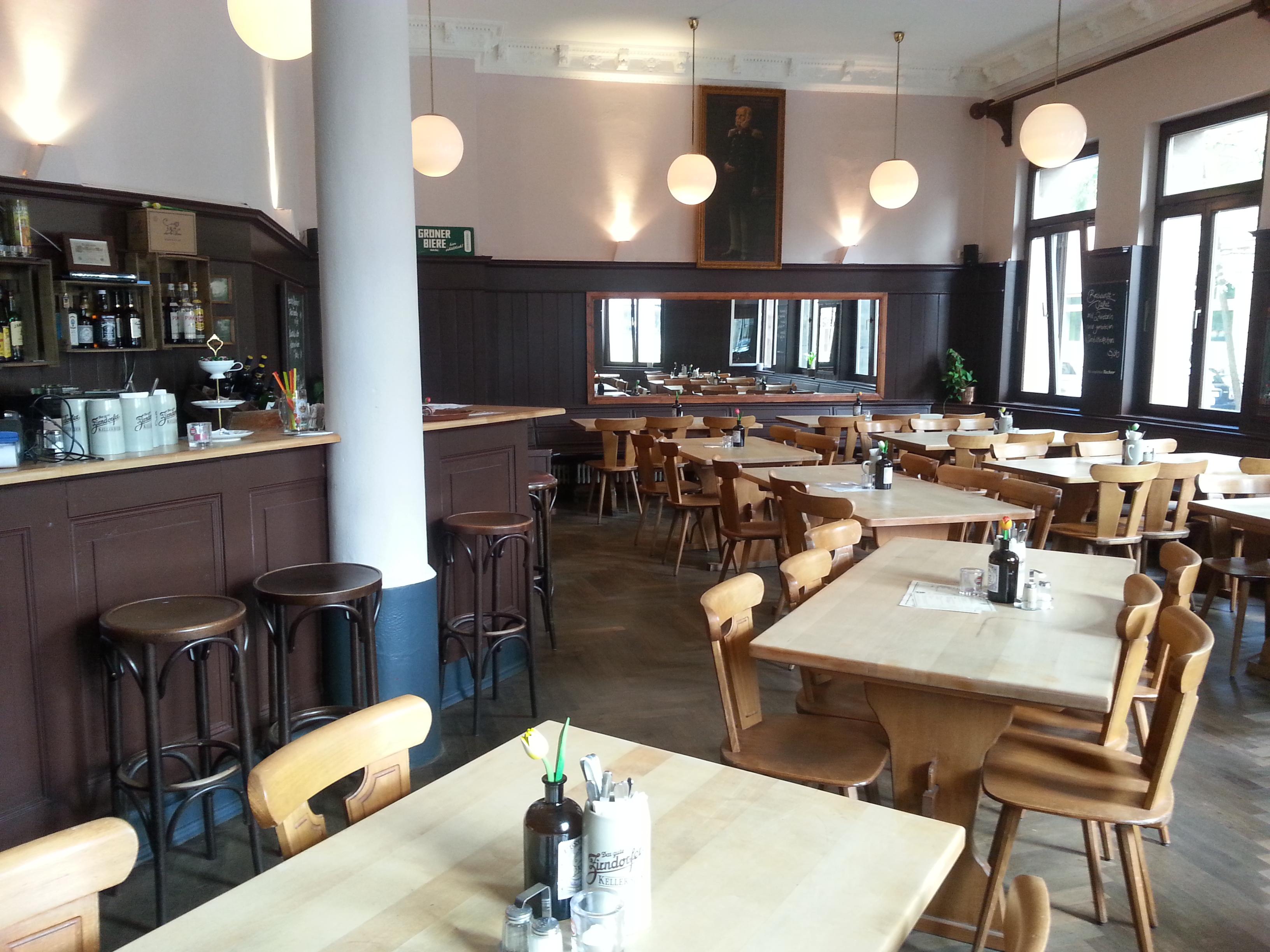 restaurant kaiser wilhelm in erlangen - deutsch, fränkisch