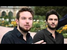 Bayerischer Kunstförderpreis 2015 Musik & Tanz Goldmund Quartett