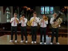 light of the Bumblebee - Canadian Brass